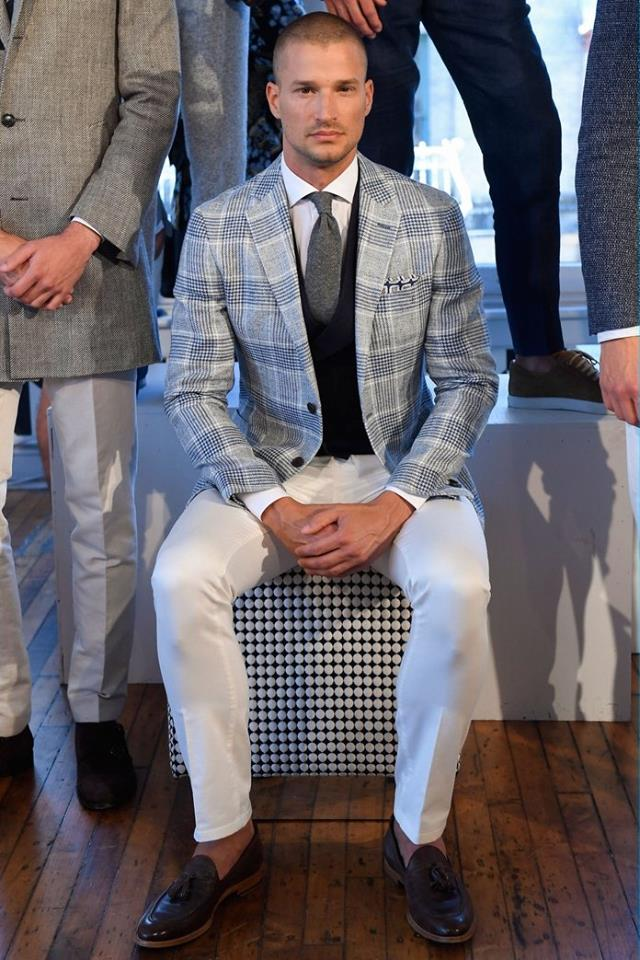 Suitsupply Spring Summer 2017 Men S Suits Collection