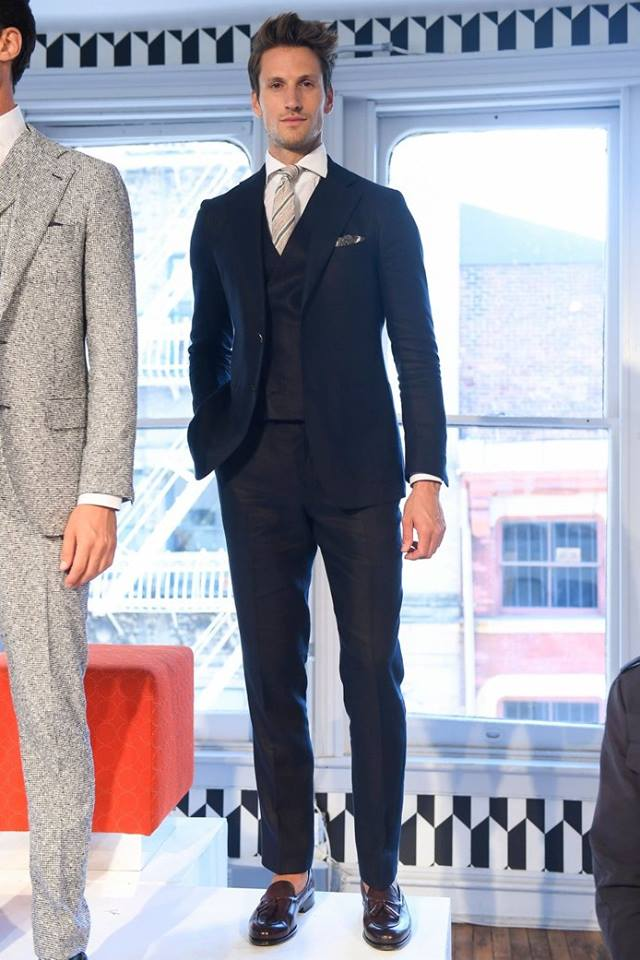 Spring summer 2017 mens fashion trends - Suitsupply Spring Summer 2017 Men S Suits Collection