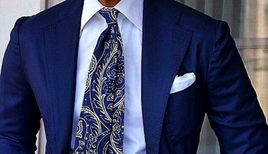 The Summer men's suit