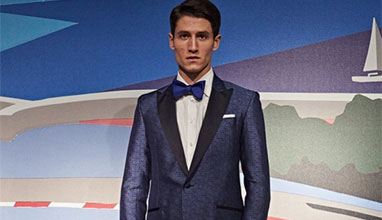 Turnbull & Asser Spring/Summer 2017 - the dreamy blue suits