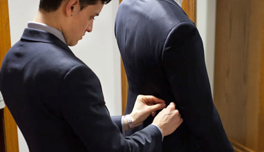 Men's Fashion Basics Tips by T.M Lewin - Tailoring a suit