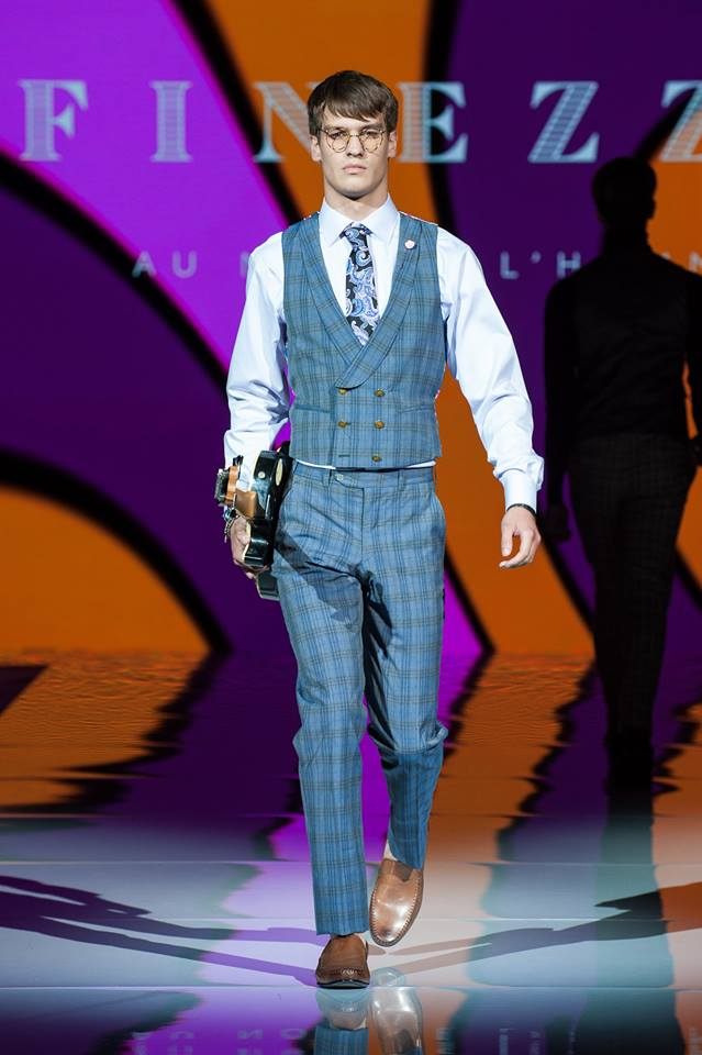 TOM*BEATLEMANIA for Spring-Summer 2017 at Toronto Men's Fashion Week