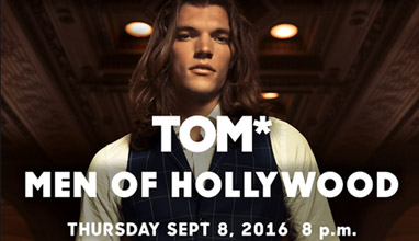 Save the date: Toronto Men's Fashion Week Men of Hollywood