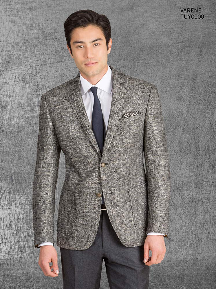 Fresh and contemporary men's suits for Fall-Winter 2016/2017 by Tallia Orange