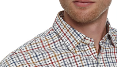 The Tattersall Check shirt for the weekend
