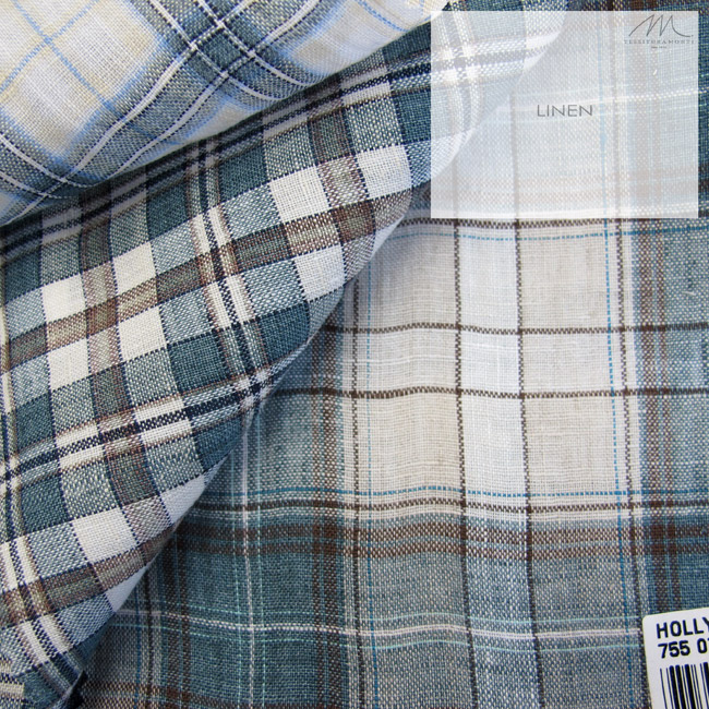 Premium quality shirting fabrics for Spring-Summer 2017 by Tessitura Monti