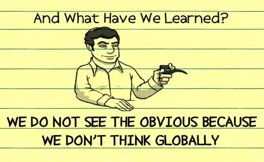 Голдратт: Давайте мыслить глобально. Теория ограничений