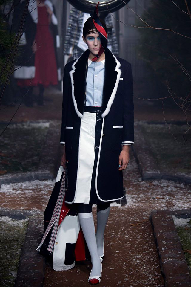 Thom Browne - the talented coryphaeus of backwardness