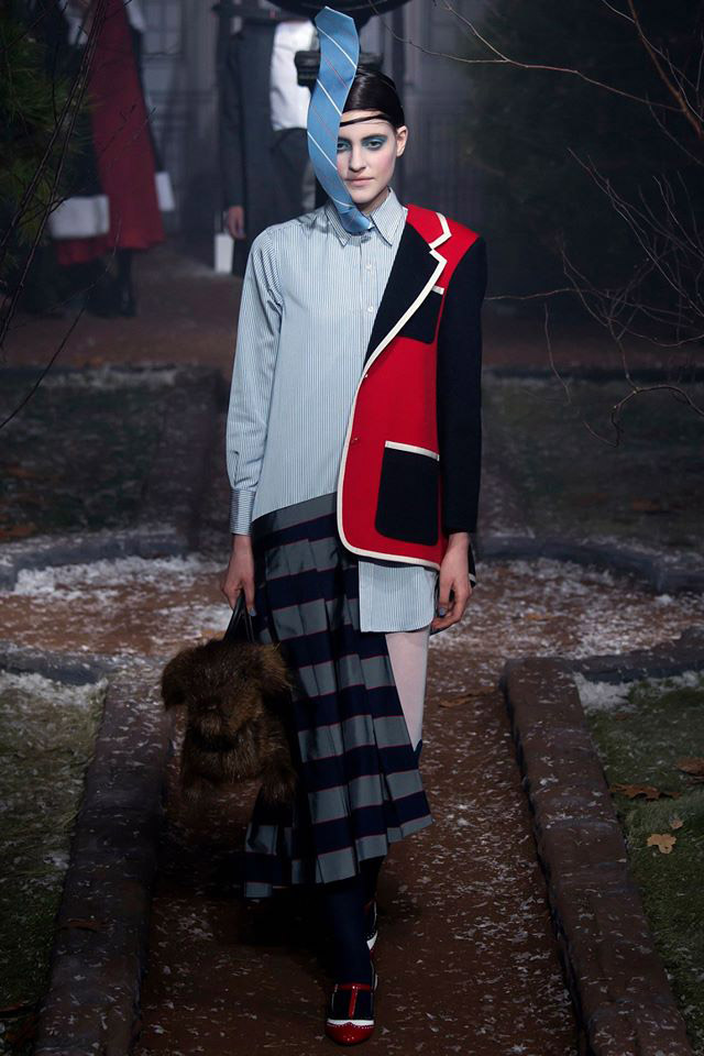2681a896399 Thom Browne - the talented coryphaeus of backwardness