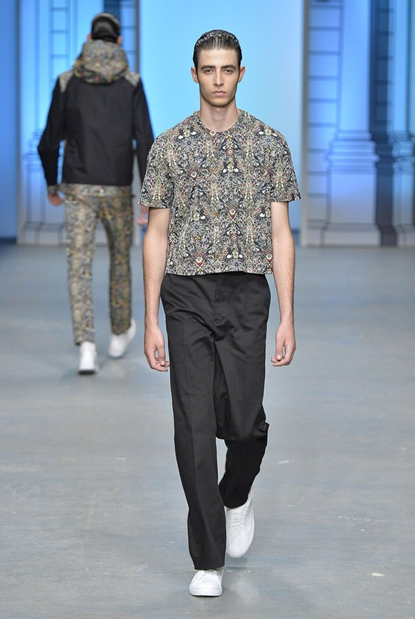 Tiger of Sweden Spring-Summer 2017 collection at London Collections: Men