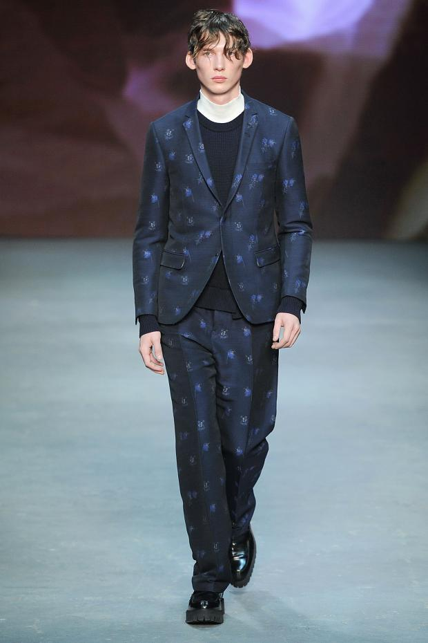 London Collections Men Autumn/Winter 2016: Tiger of Sweden