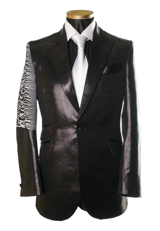 Tom Baker - traditional and avant-garde bespoke tailoring
