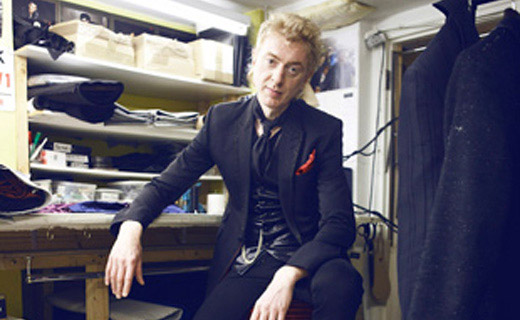 Tom Baker - traditional and avant-garde bespoke tailoring