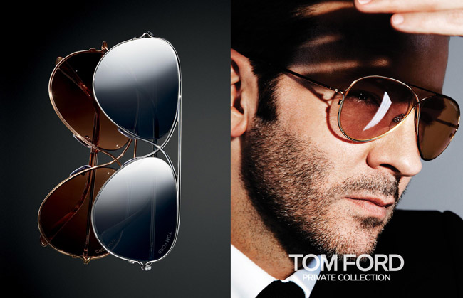 tom ford launches private eyewear collection. Black Bedroom Furniture Sets. Home Design Ideas