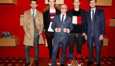 Tommy Hilfiger presents Fall 2017 Hilfiger Edition collection