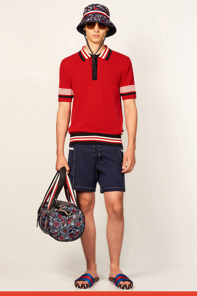 Tommy Hilfiger Spring/Summer 2017 collection at New York Fashion Week: Men's