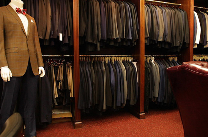 The right price range for a custom suit