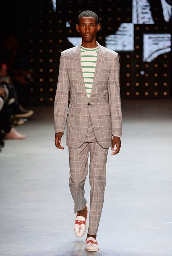Topman Design Spring-Summer 2017 collection at London Collections: Men
