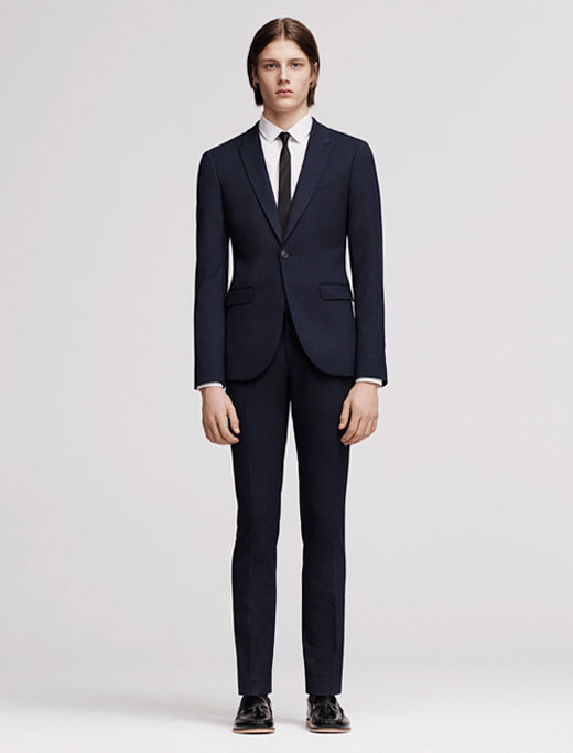 The difference between Ultra Skinny Fit, Skinny Fit and Slim fit by TOPMAN