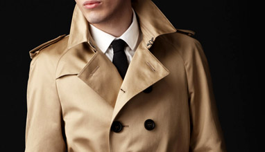 The classic Trench-coat or about the officer in a gentleman