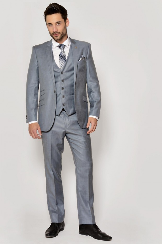 suits 2016 fashion trends: Grey suits