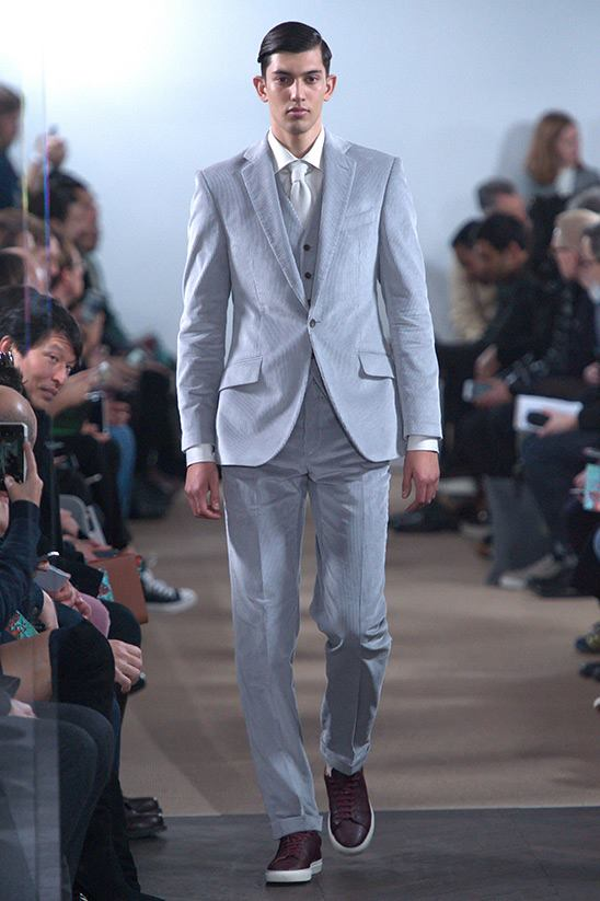Men's suits 2016 fashion trends: Grey suits