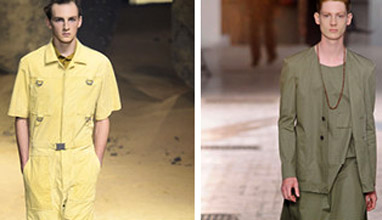 Spring-Summer 2016 fashion trends: Menswear