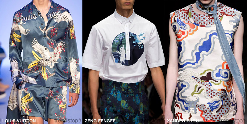Spring-Summer 2017 Fashion trends: Key print directions in menswear