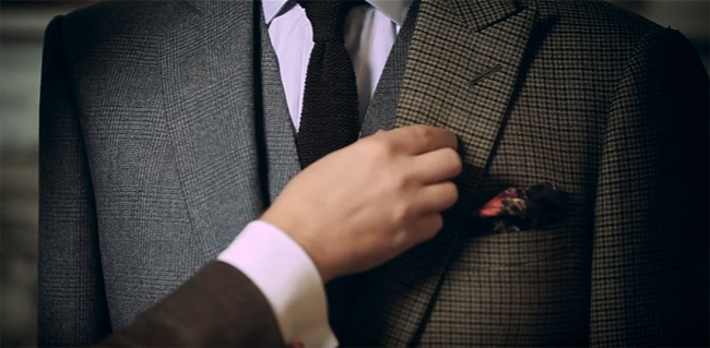 3 types of lapels