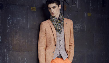 Ungaro Men Spring-Summer 2017 collection offers a variety of stylish men's suits
