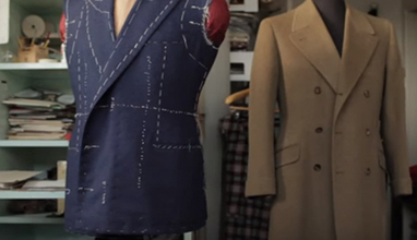 Tailor's tips by Vitale Barberis Canonico: How to make a pattern