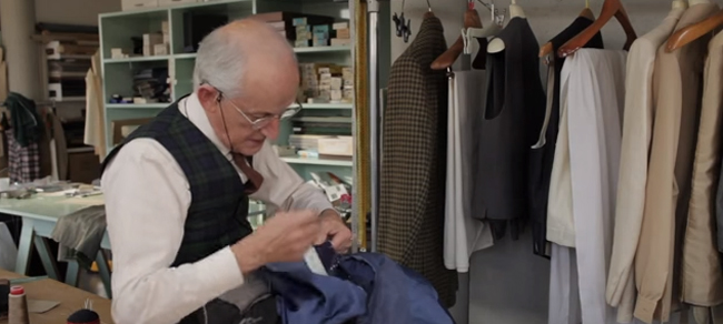 Tailor's tips by Vitale Barberis Canonico: Jackets