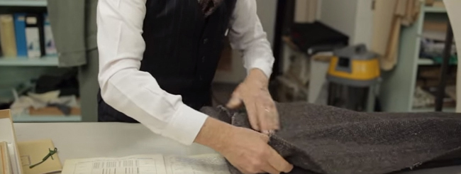 Tailor's tips by Vitale Barberis:Memories of Tailoring