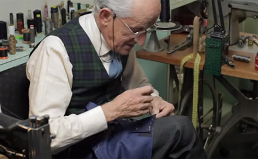 Tailor's tips by Vitale Barberis Canonico: More about the sleeves