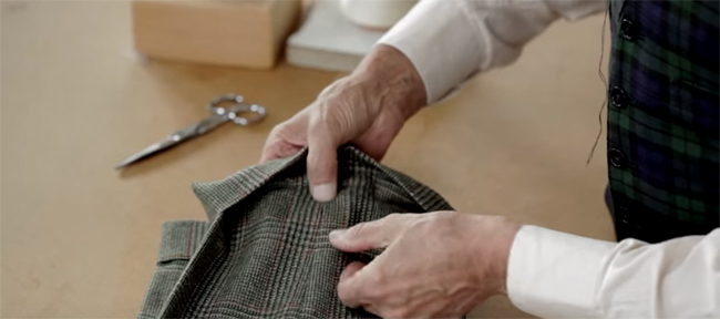 Tailor's tips by Vitale Barberis Canonico: Trousers