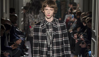 Valentino Autumn/Winter 2016 menswear collection