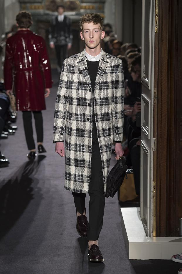 Valentino Autumn/Winter 2016 menswear collection