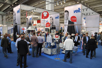VEIT Presents Innovations at TEXCARE 2016