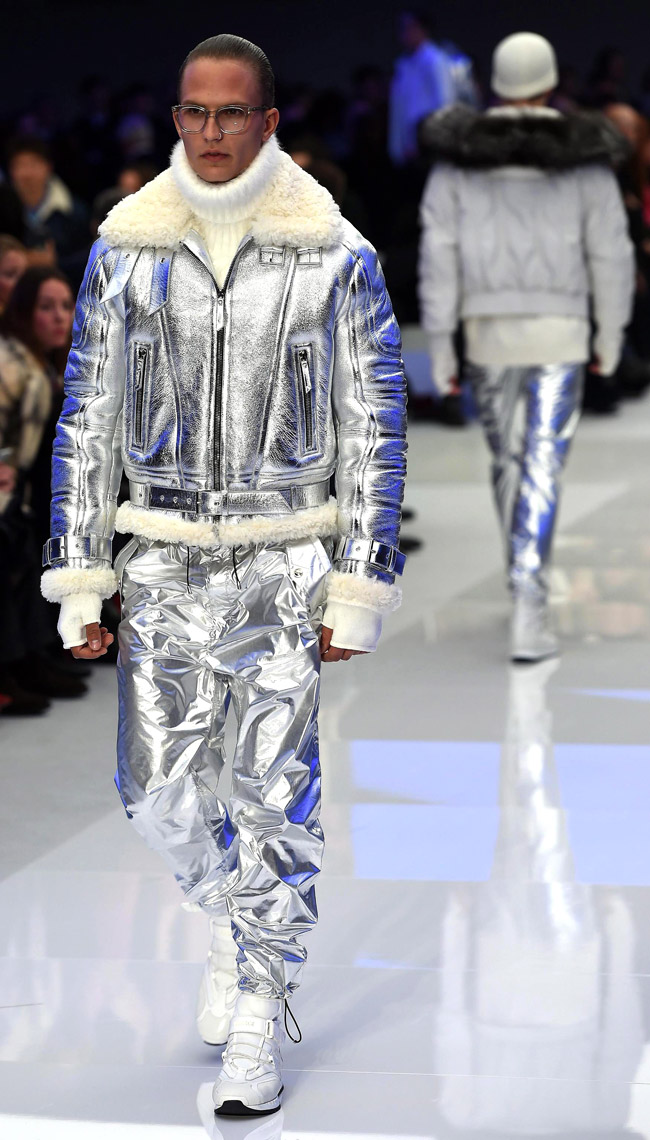 Milan Men's Fashion Week: Versace Fall-Winter 2016/2017 collection