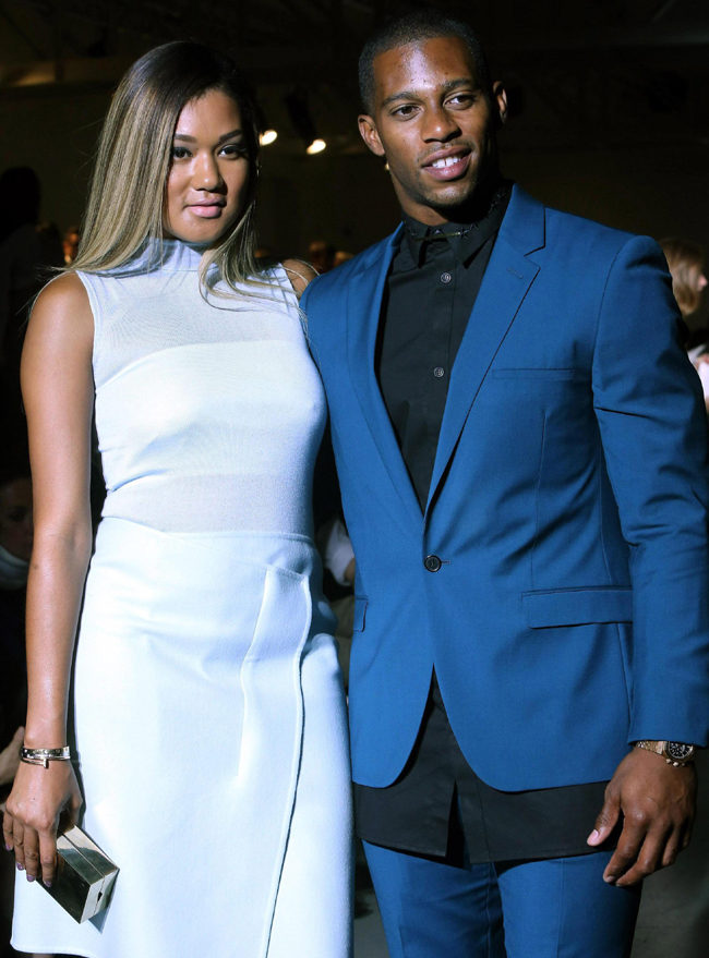 Victor Cruz is the most stylish athlete in the world