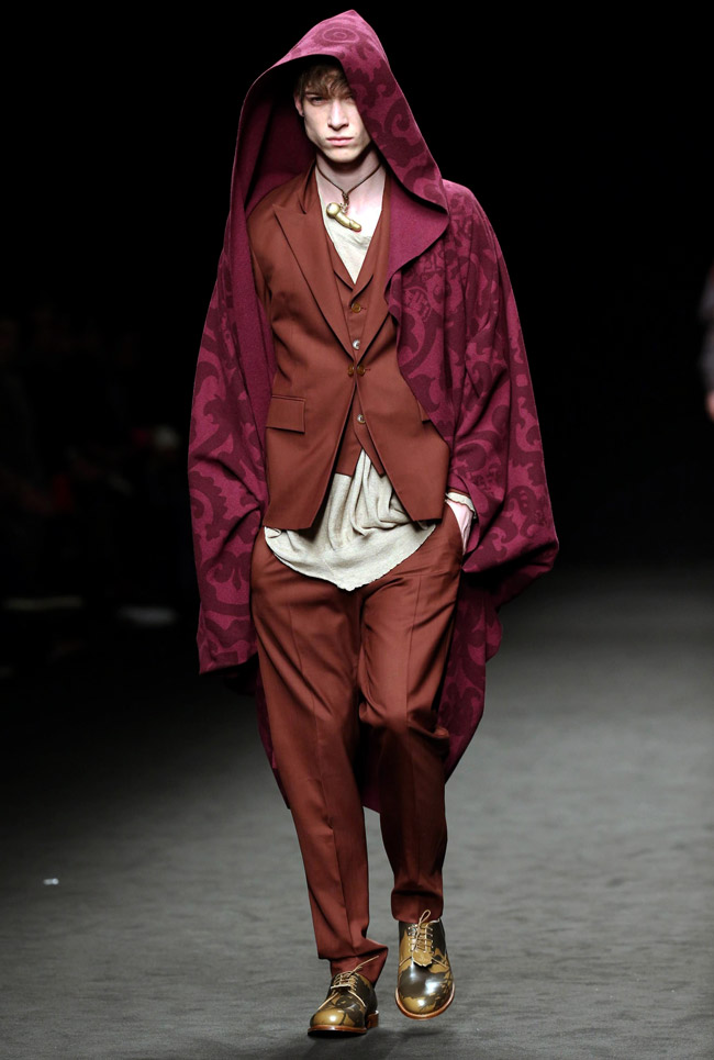 Milan Men's Fashion Week: Vivienne Westwood Fall-Winter 2016/2017 collection