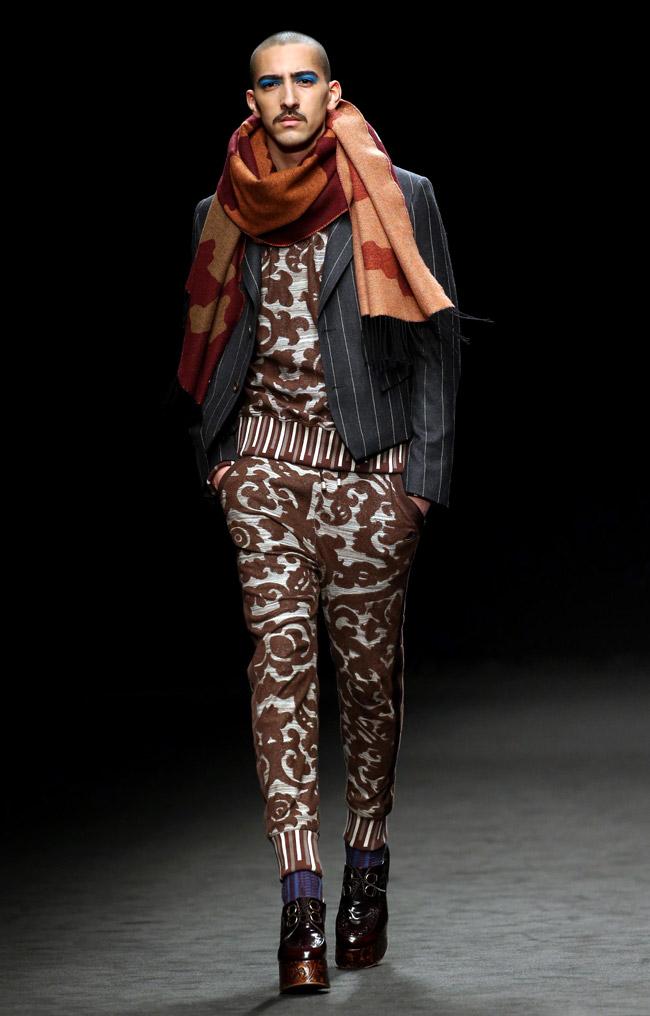Milan Men's Fashion Week: Vivienne Westwood Fall-Winter ...
