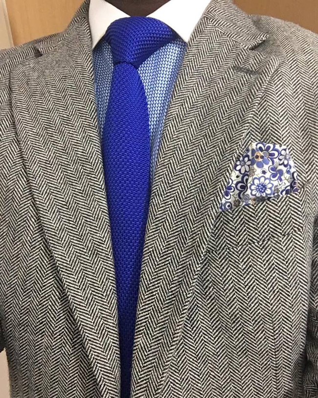 Bespoke suits and Tweed Jackets by Jennis & Warmann
