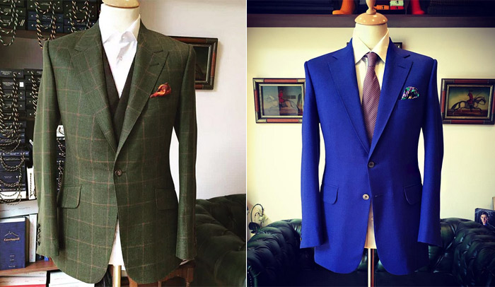 Bespoke London Tailors