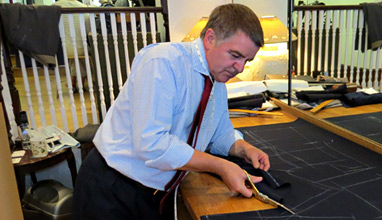 Welsh and Jefferies - Bespoke London Tailors