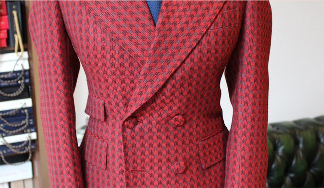 Savile Row tailors: Welsh and Jefferies