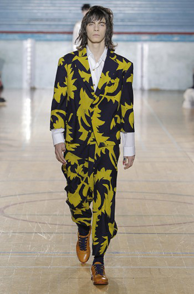 Vivienne Westwood Autumn/Winter 2017-2018 Menswear collection
