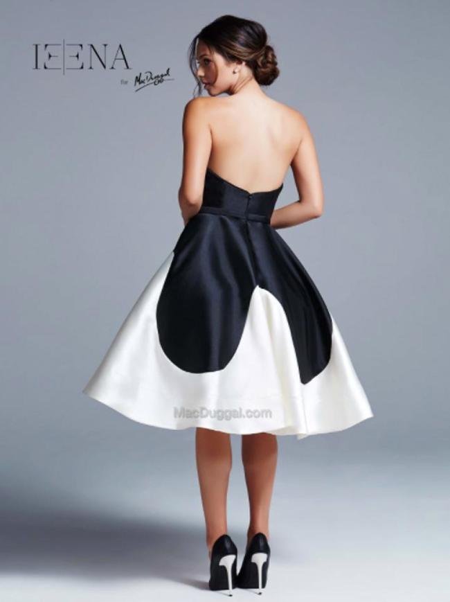 Eva Longoria & Courtney Lopez shine in Ieena Duggal - Who wore it best?