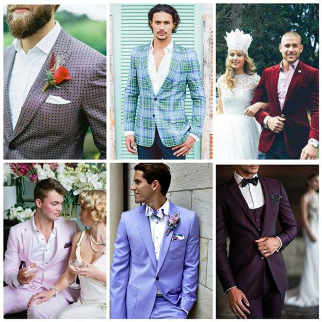 Australian tailored suits by Wil Valor