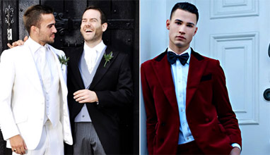 Made-to-measure tailoring and Bespoke Wedding Suits by William Young